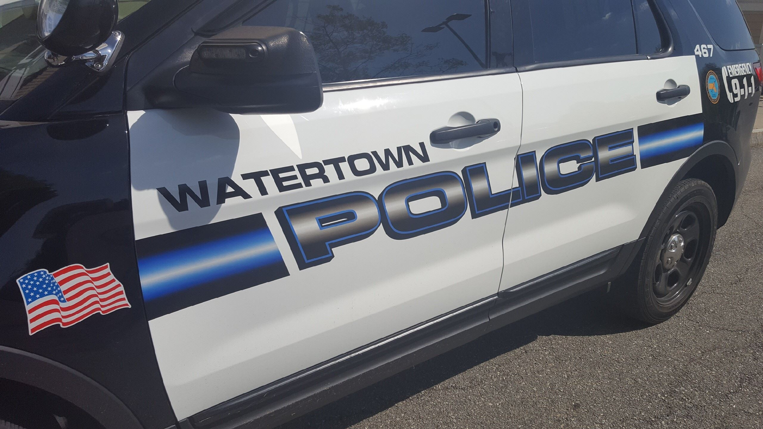 Watertown PD Cruiser