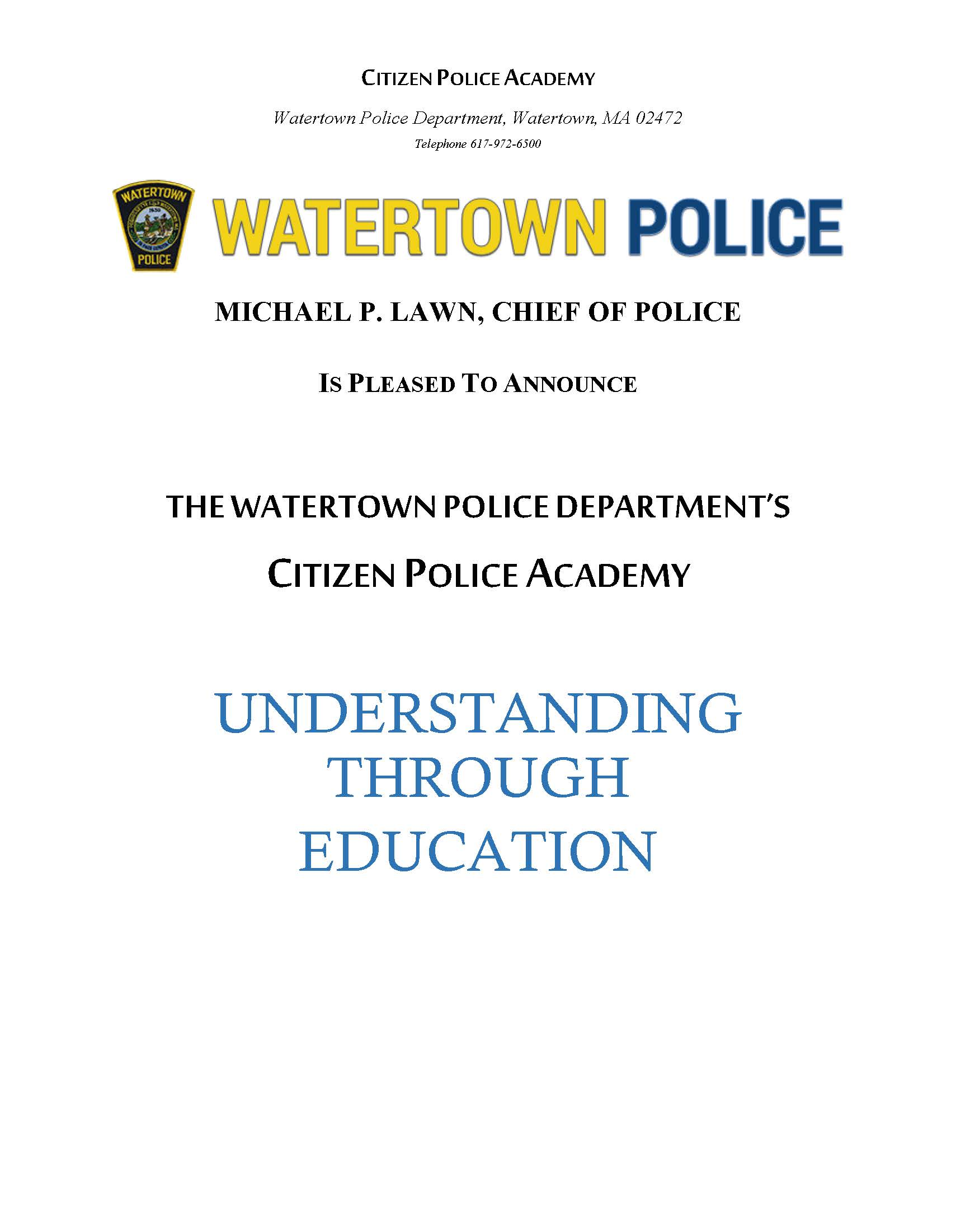 Citizen Police Academy APP PACKAGE_Page_1